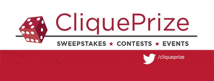 CliquePrize - Entertainment Marketing Sweepstakes, Contests, Events, Raffles, Instant Win
